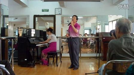 大海啊故乡  男声独唱:颜景瑞   钢琴伴奏:劳晓燕