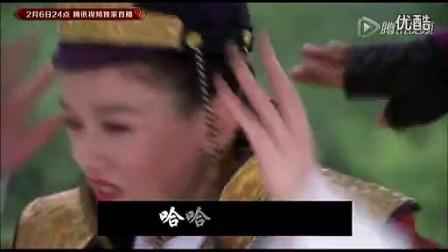 【高清】东方教主陈乔恩拍戏各种笑场NG吐槽_标清