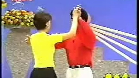 伏宇军-伦巴-01基本动作-规范社交舞-1999年电视教学(8分0秒)