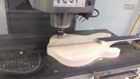 Carvin Guitars How its made - Fly Cut - Guitar Porn DC7X Update