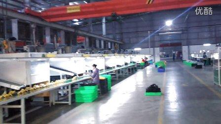 越南注塑工厂实况