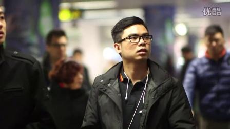 2014申通德高英雄联盟上海地铁创意媒体广告