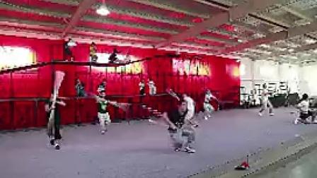 J030中国杂技表演功夫熊猫舞台剧