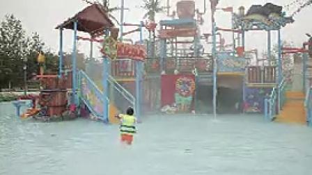 K003儿童水上乐园游乐场快乐玩耍