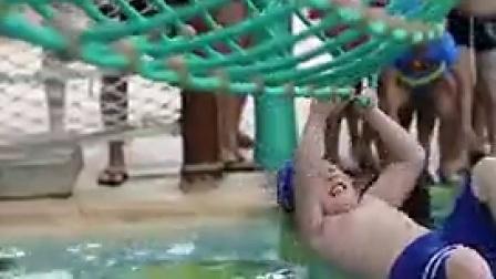 K018马拉湾水上乐园宣传片游泳池游乐场