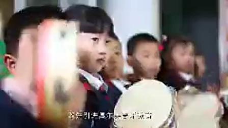 K041新蕾幼儿园宣传片小孩上课活动