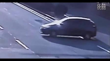 安全带多重要?看看车祸后的场景就知道了