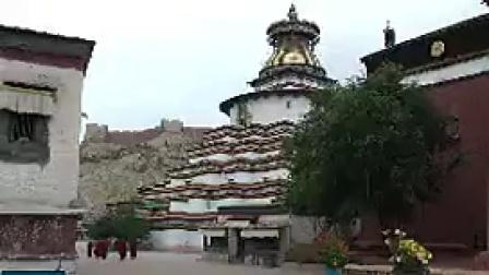 N045西藏佛教寺庙风光自然乡村人文
