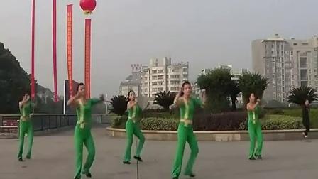 06 00吉美广场舞 请我跳舞 健身舞教学视频