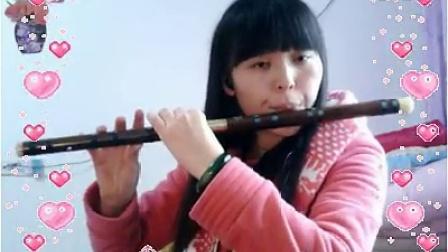铁血丹心-笛子-紫珞