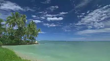 A006海滩沙滩美丽海岸唯美风光