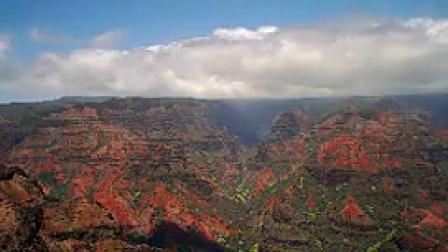 A011美国大峡谷自然风光