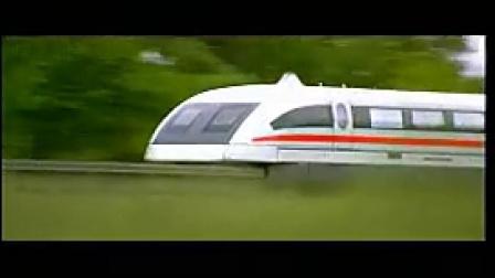P012高铁火车镜头启动行驶