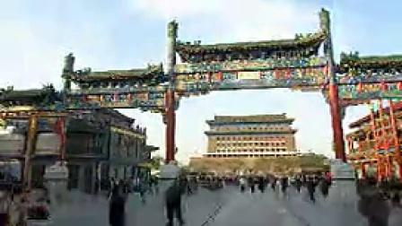 P010北京城市风景延时
