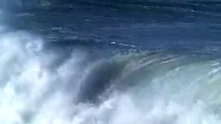X004海水海浪大海自然风光