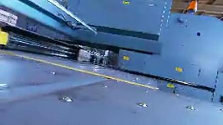 Y015工业机床加工车间操作