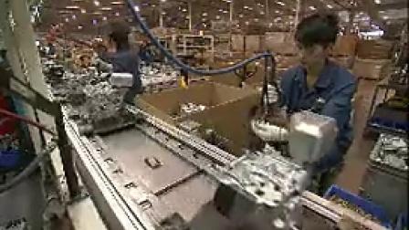 Y014发动机生产车间工业