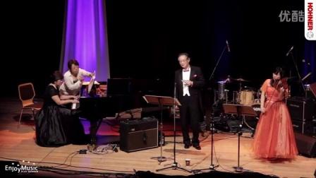 Yasuo Watani live at WHF2013 - _Invierno Porteño_ (Astor Piazzolla)