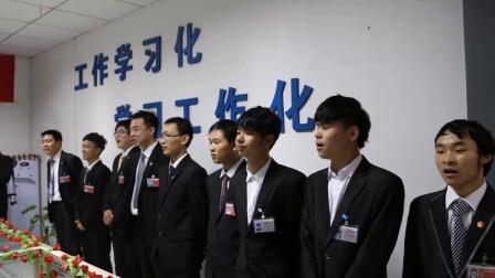 陕西新华电脑软件学校2014年学生会工作剪影