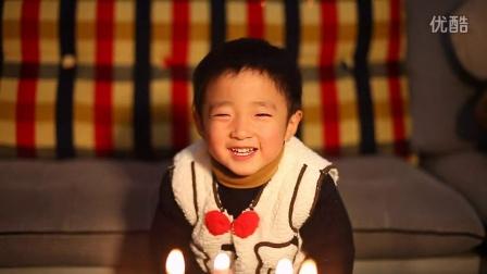 潘帅的三岁生日