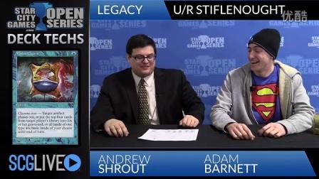 SCGPHILLY U-R Stiflenought Deck Tech with Adam Barnett