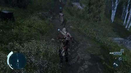 【刺客信条3】DLC【暴君华盛顿】游戏解说第一期