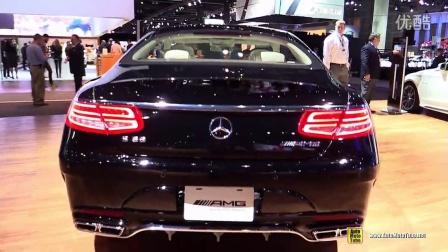 2015 Mercedes-Benz S-Class Coupe S65 AMG V12 - Exterior, Interior Walkaround - 2