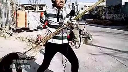 【蛋画江湖】⊹⊱ 质朴搞笑农民洪涛帅气演绎:杨坤(牧马人)