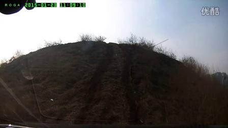 H9青岛野地豁车视频3