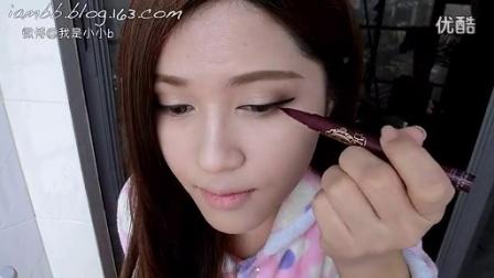 372、【各类化妆】气质混血妆+卸妆分享(高清)_高清