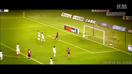 日本队新人 武藤嘉紀 FC Tokyo