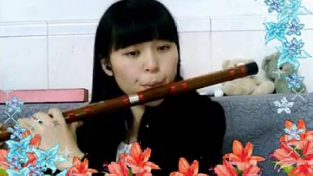 神话-笛子-紫珞