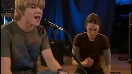Jesse McCartney - She's No You (AOL Sessions).