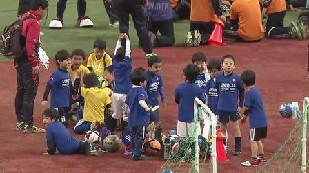 幼儿足球赛开幕式