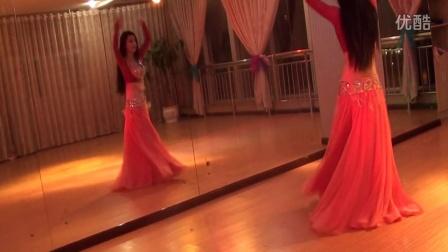孙艺真印度舞 肚皮舞高级教程