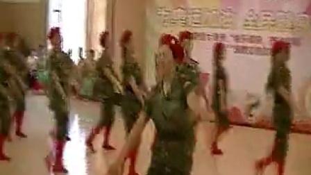 舞蹈--女兵