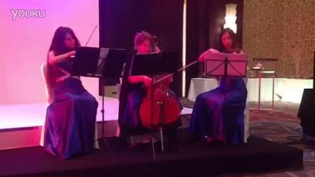 北京西林 外籍提琴 弦乐四重奏