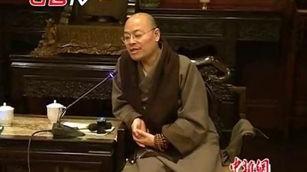 杭州灵隐寺腊八节取消寺内派粥 办祈福法会千人传供