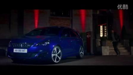 Film publicitaire Nouvelle Peugeot 308 GT