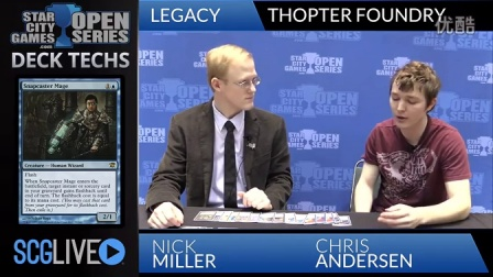 SCGINDY - Deck Tech- Thopter Foundry with Chris Andersen