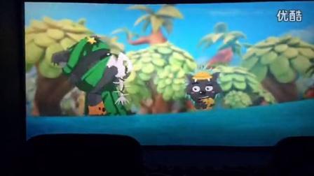《喜羊羊与灰太狼7之羊年喜羊羊》电影院现场版插曲《狼族崛起》马浚伟MV
