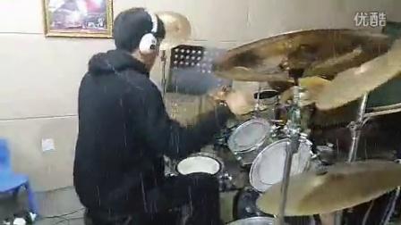 伟杰打击乐 教师乐队 吉他 架子鼓