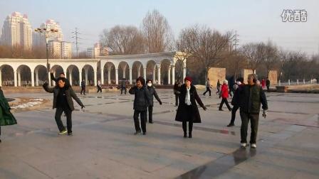 青海西宁文化公园(锅庄藏历年)