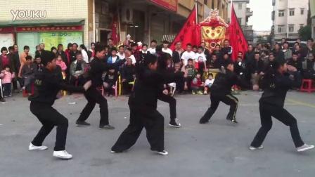 龙门林村龙形拳