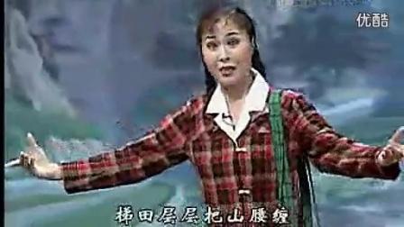 豫剧《朝阳沟》上山 杨红霞_标清