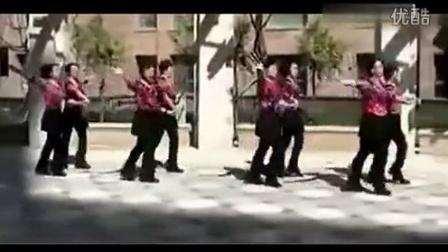广场舞 双人舞 这条街