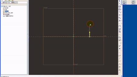 ProE恒定螺距的螺旋扫描曲面