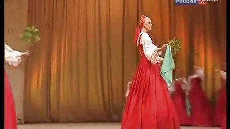 Russian Folk  Dance Berezka. Ruso Danza Populare Beriozka .Russische Volk Tanz