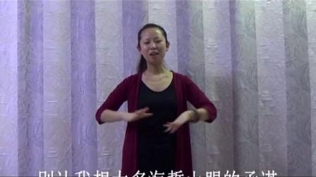 《缘分惹的祸》王海力手语教学完整版