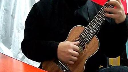 吉他丽丽 尤克里里 小吉他